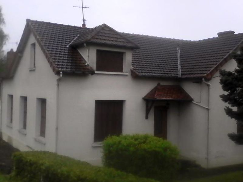 Vente maison / villa Aubigny sur nere 77000€ - Photo 1