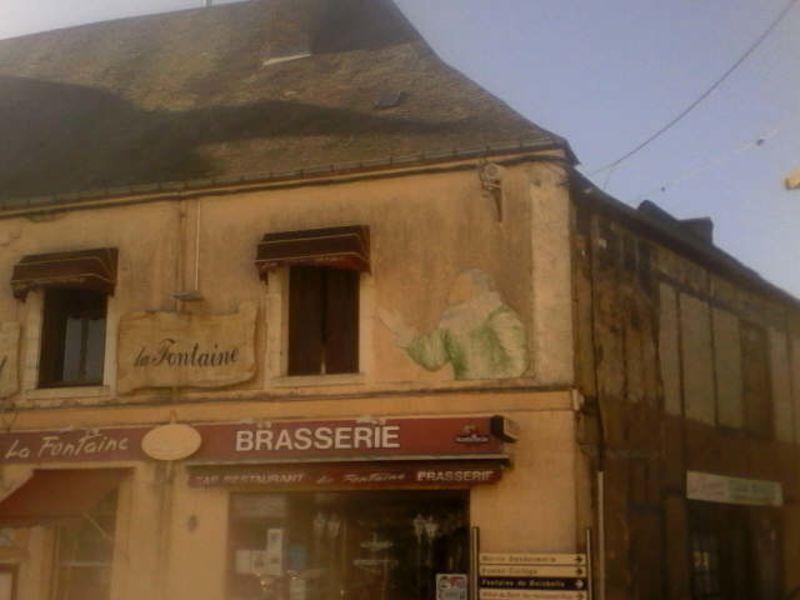 Vente immeuble Henrichemont 93000€ - Photo 1