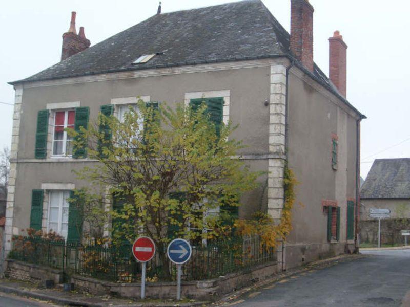 Vente maison / villa La chapelle d angillon 133500€ - Photo 1