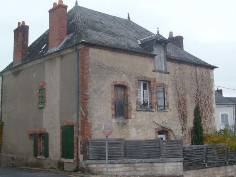 Vente maison / villa La chapelle d angillon 133500€ - Photo 2