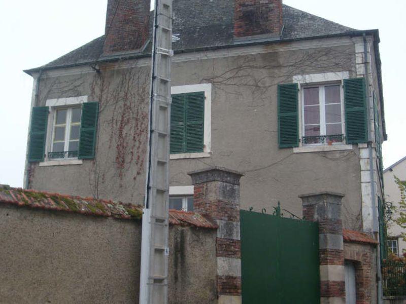 Vente maison / villa La chapelle d angillon 133500€ - Photo 3