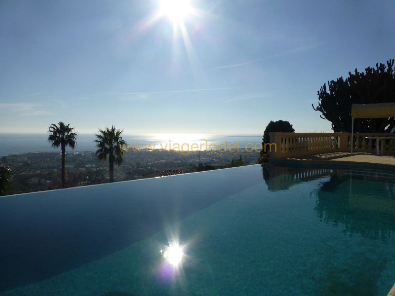 Life annuity house / villa Golfe-juan 3 640 000€ - Picture 1