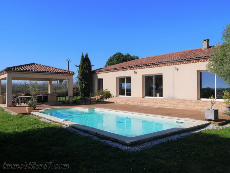 Vente maison / villa Prayssas 378 000€ - Photo 1