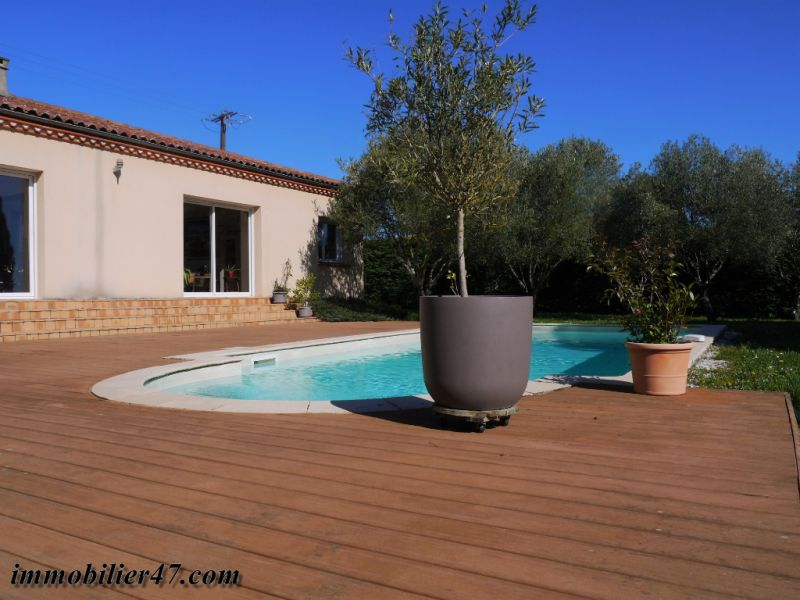 Vente maison / villa Prayssas 378 000€ - Photo 3