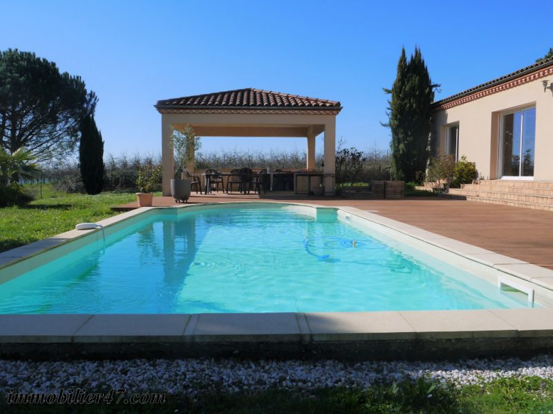 Vente maison / villa Prayssas 378 000€ - Photo 13