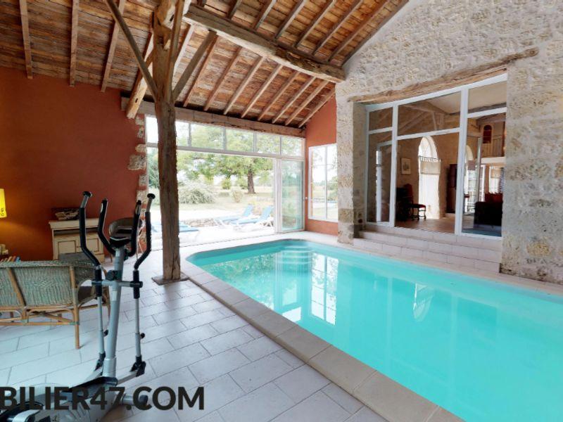 Verkoop van prestige  huis Prayssas 649000€ - Foto 2