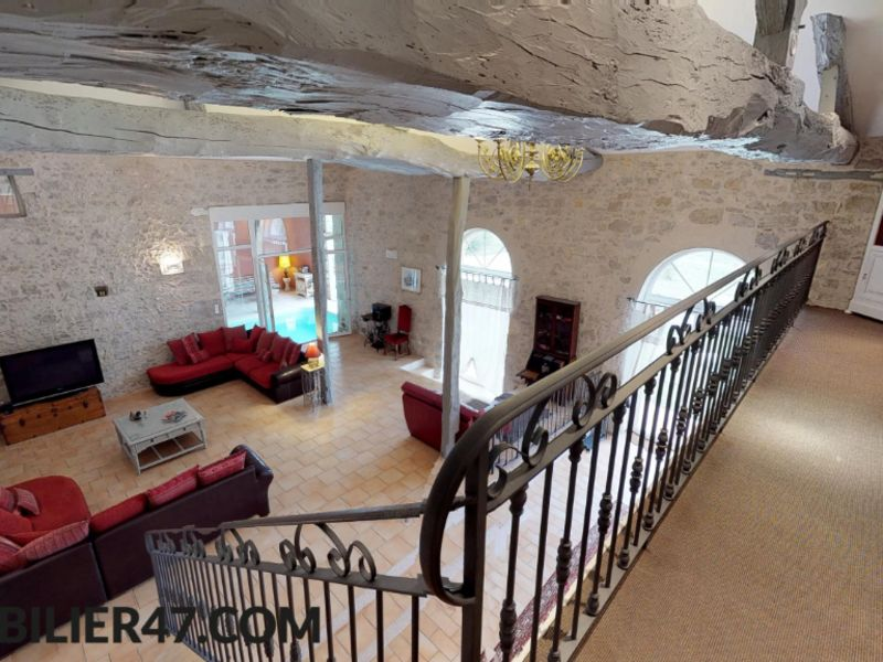 Verkoop van prestige  huis Prayssas 649000€ - Foto 4