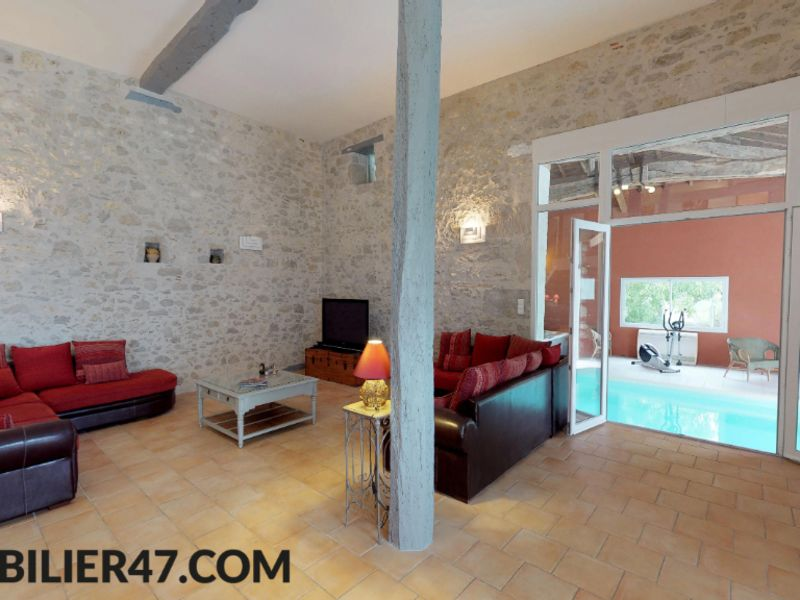 Vente de prestige maison / villa Prayssas 649000€ - Photo 5