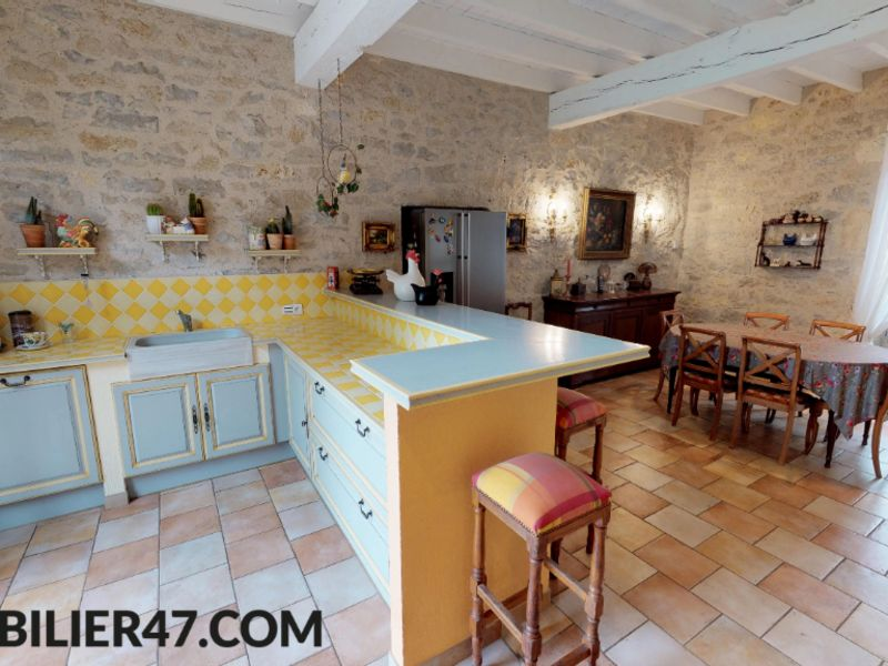 Verkoop van prestige  huis Prayssas 649000€ - Foto 7