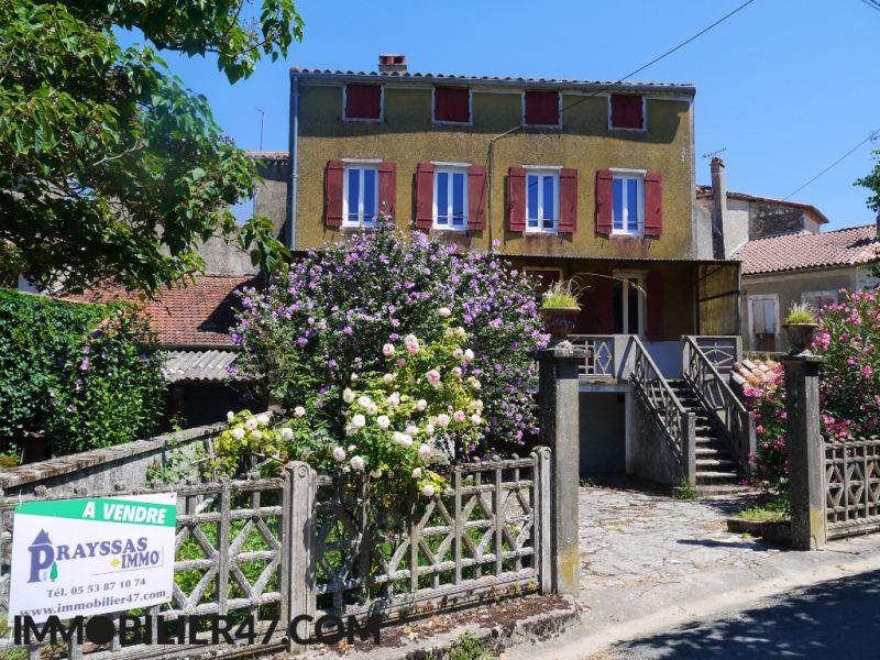 Sale house / villa Laugnac 64500€ - Picture 1