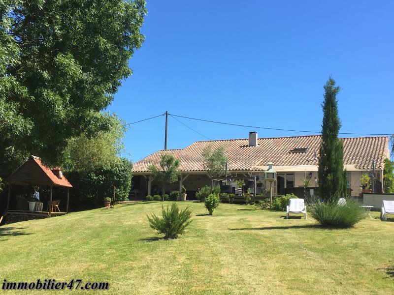 Verkoop  huis Prayssas 269000€ - Foto 1
