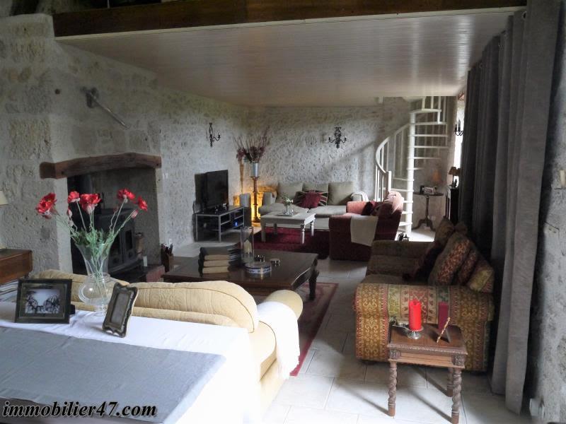 Verkoop  huis Prayssas 269000€ - Foto 5