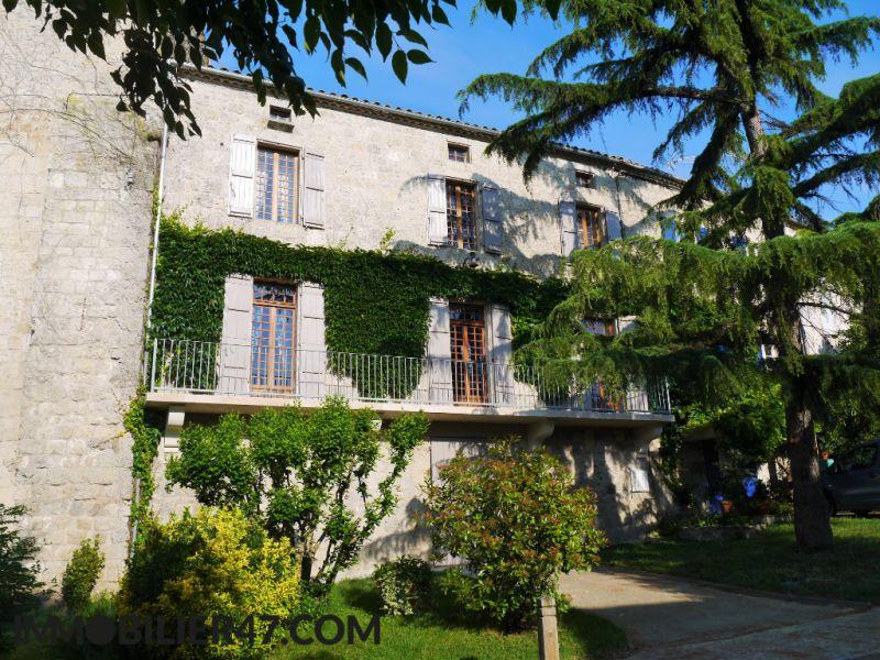 Verkoop  huis Prayssas 249000€ - Foto 1