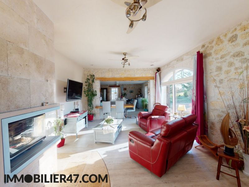 Vente maison / villa Prayssas 445 000€ - Photo 4