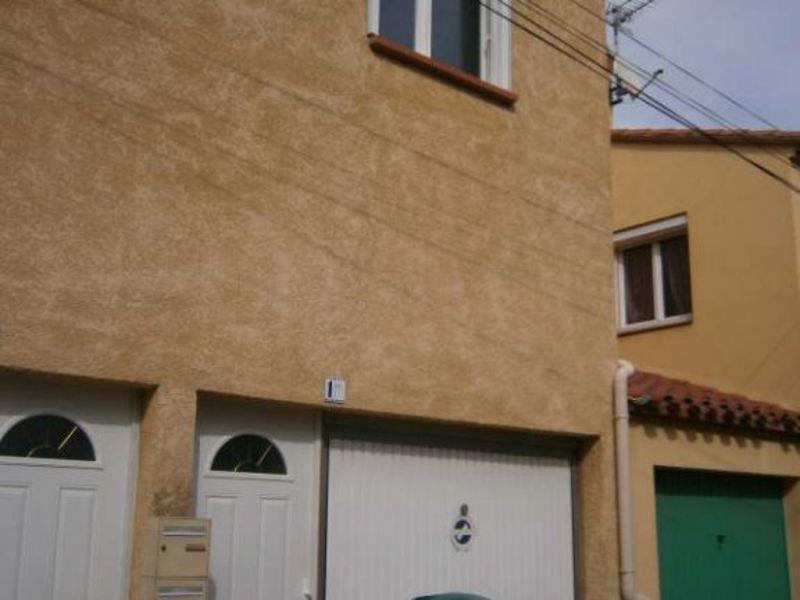 Affitto casa Villelongue de la salanque 612€ CC - Fotografia 1