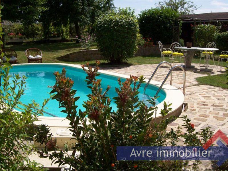 Vente maison / villa Verneuil d avre et d iton 285000€ - Photo 1
