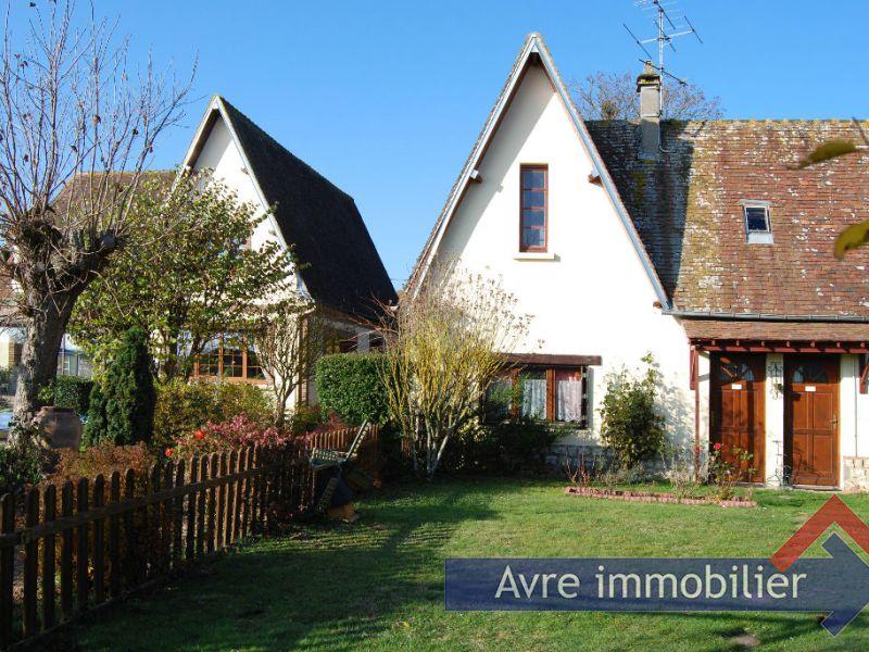 Vente maison / villa Verneuil d avre et d iton 285000€ - Photo 2