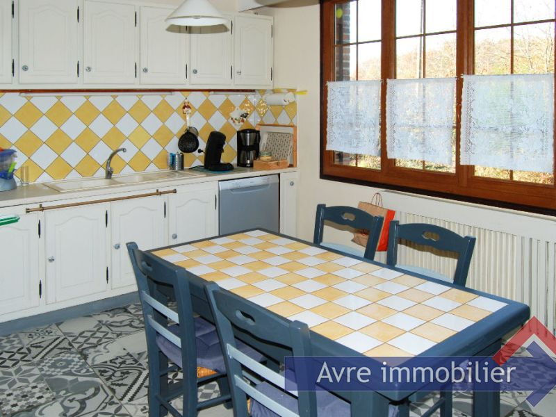 Vente maison / villa Verneuil d avre et d iton 285000€ - Photo 4