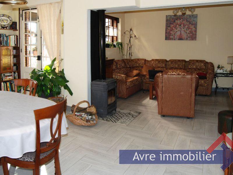 Sale house / villa Verneuil d avre et d iton 285000€ - Picture 6