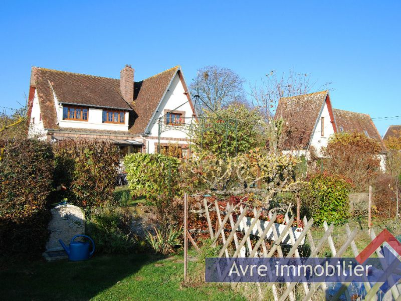 Vente maison / villa Verneuil d avre et d iton 285000€ - Photo 10