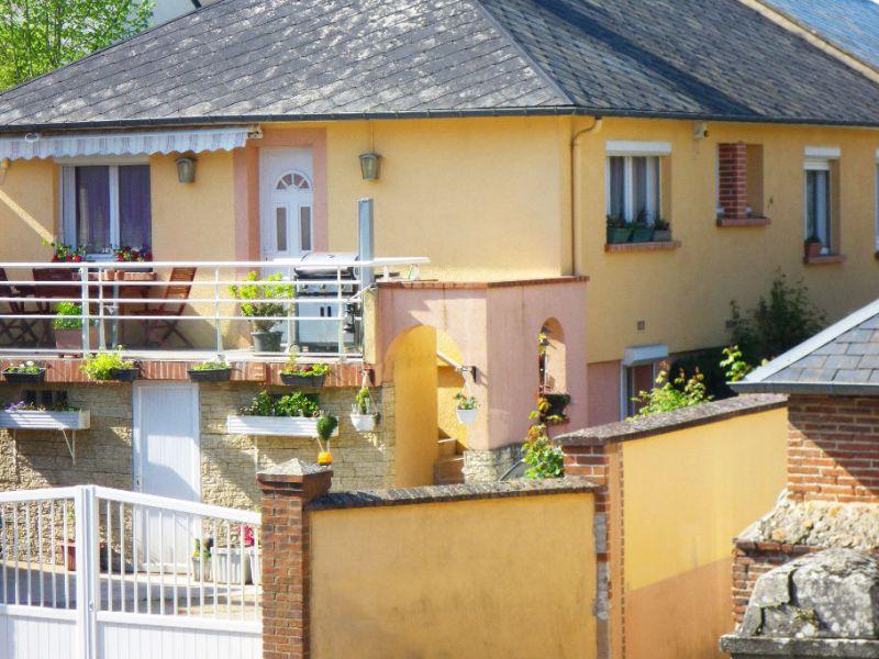 Vente maison / villa Verneuil d'avre et d'iton 218000€ - Photo 1