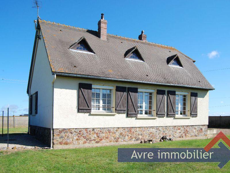 Sale house / villa Verneuil d avre et d iton 118000€ - Picture 1