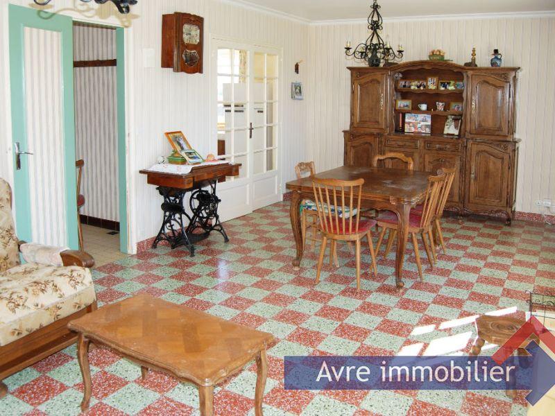 Sale house / villa Verneuil d avre et d iton 118000€ - Picture 2