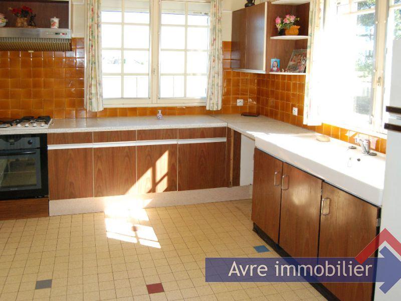 Sale house / villa Verneuil d avre et d iton 118000€ - Picture 3