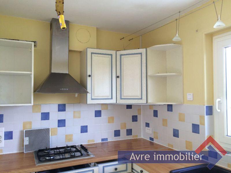 Vente maison / villa Verneuil d avre et d iton 128000€ - Photo 5