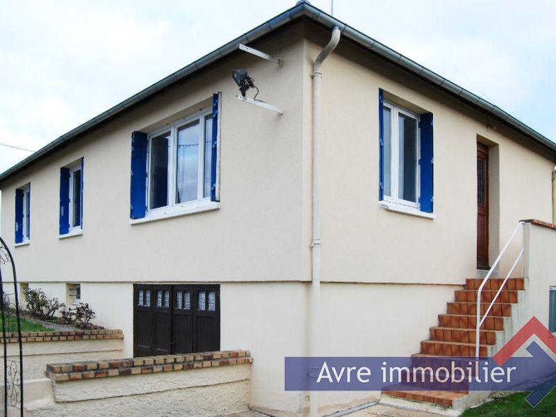 Vente maison / villa Verneuil d avre et d iton 118000€ - Photo 1