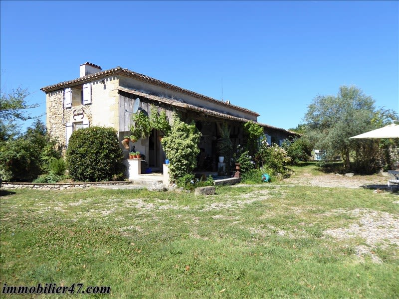 Vente maison / villa Castelmoron sur lot 299 000€ - Photo 1
