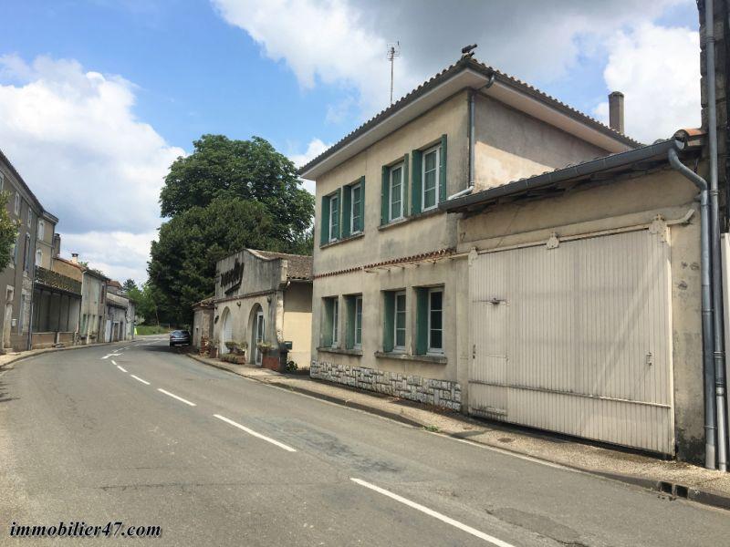 Sale house / villa Saint etienne de fougeres 119000€ - Picture 2