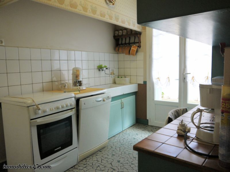 Sale house / villa Saint etienne de fougeres 119000€ - Picture 5