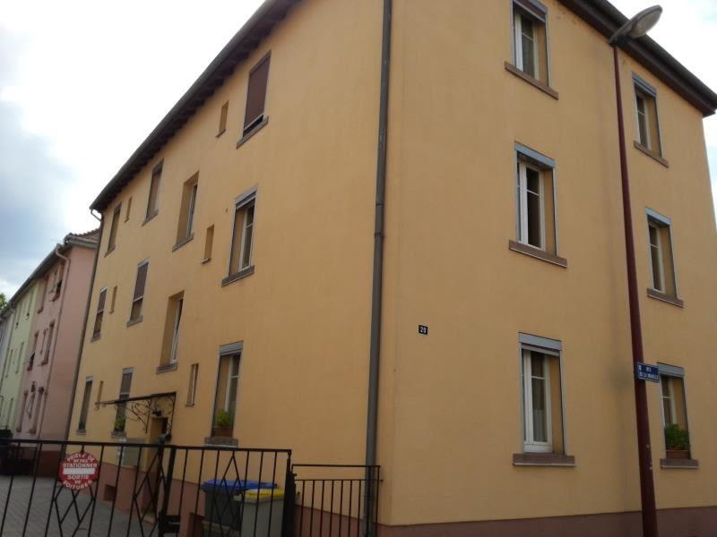 Location appartement Schiltigheim 495€ CC - Photo 1