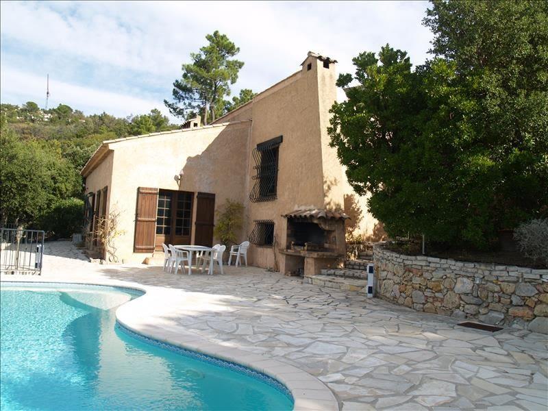 Sale house / villa Les issambres 505000€ - Picture 3