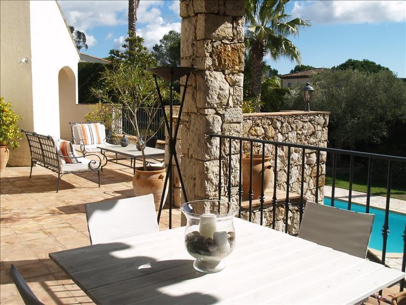 Sale house / villa St raphael 1350000€ - Picture 1