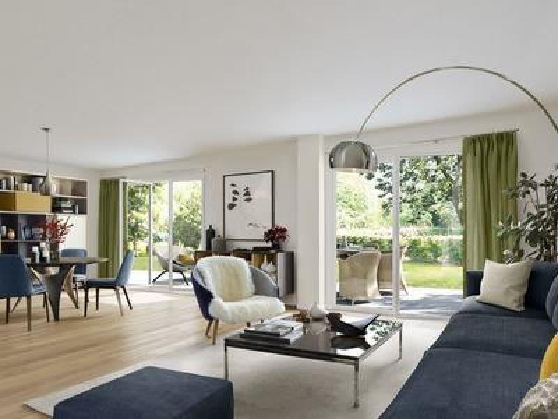 Vente appartement Le plessis robinson 369000€ - Photo 1
