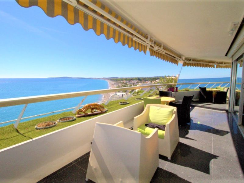 Sale apartment Villeneuve loubet 855 000€ - Picture 3
