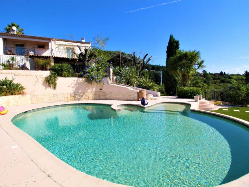 Sale house / villa La colle sur loup 990000€ - Picture 1