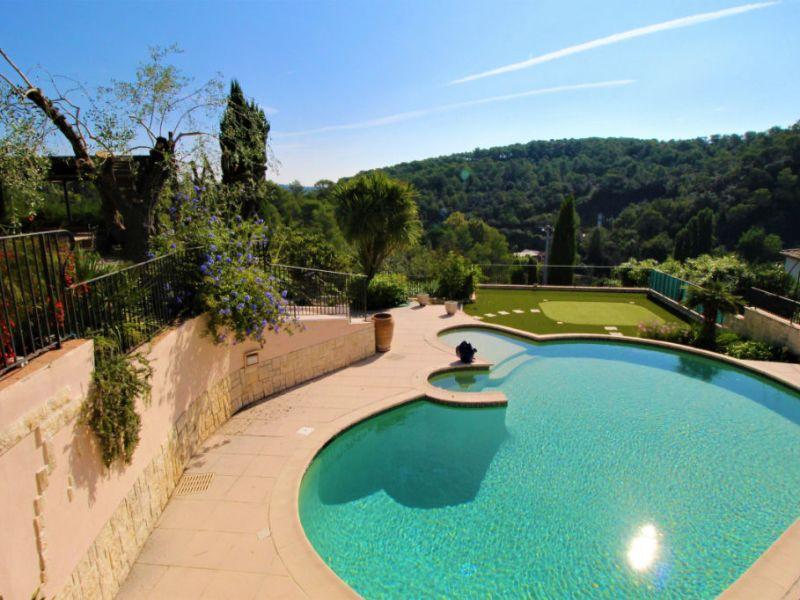 Sale house / villa La colle sur loup 990000€ - Picture 2