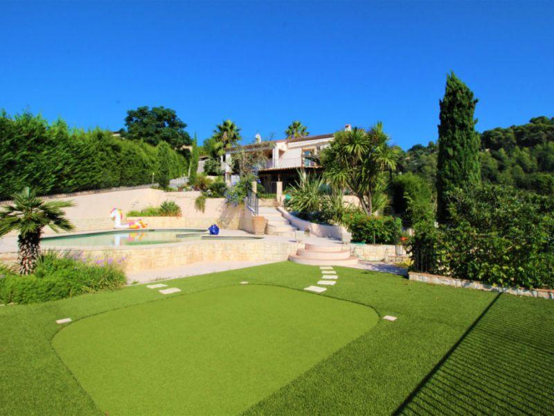 Sale house / villa La colle sur loup 990000€ - Picture 3