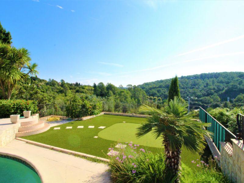 Sale house / villa La colle sur loup 990000€ - Picture 5