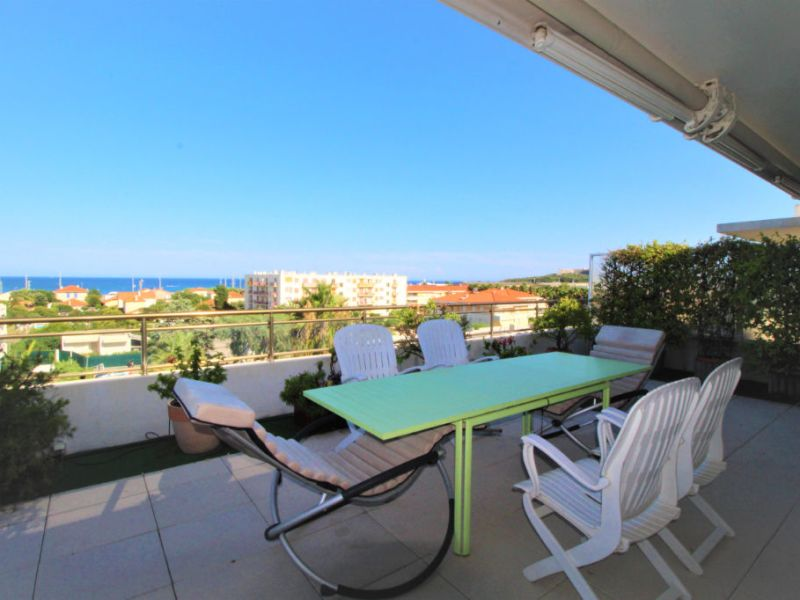 Sale apartment Antibes 730000€ - Picture 3