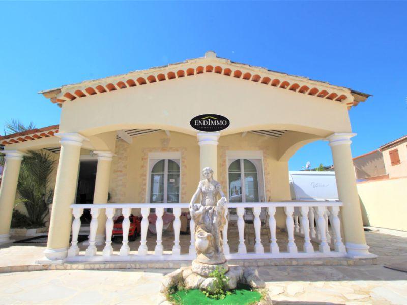 Sale house / villa Villeneuve loubet 529000€ - Picture 1