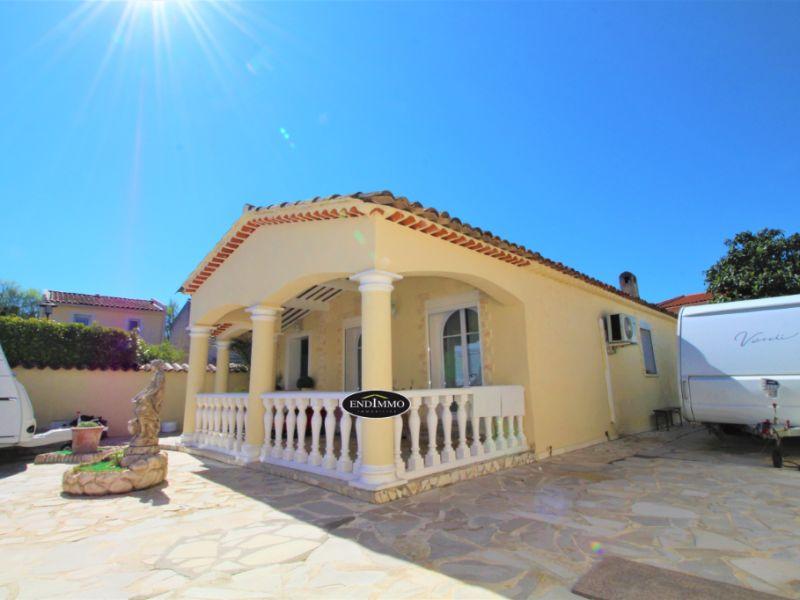 Sale house / villa Villeneuve loubet 529000€ - Picture 2