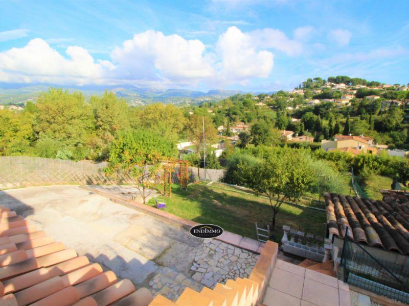 Sale house / villa Cagnes sur mer 620000€ - Picture 1