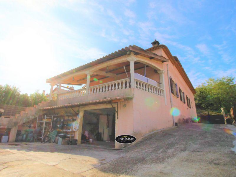 Sale house / villa Cagnes sur mer 620000€ - Picture 4