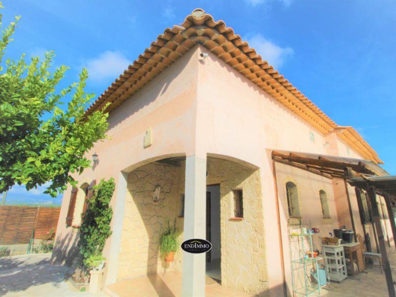 Sale house / villa Cagnes sur mer 620000€ - Picture 9