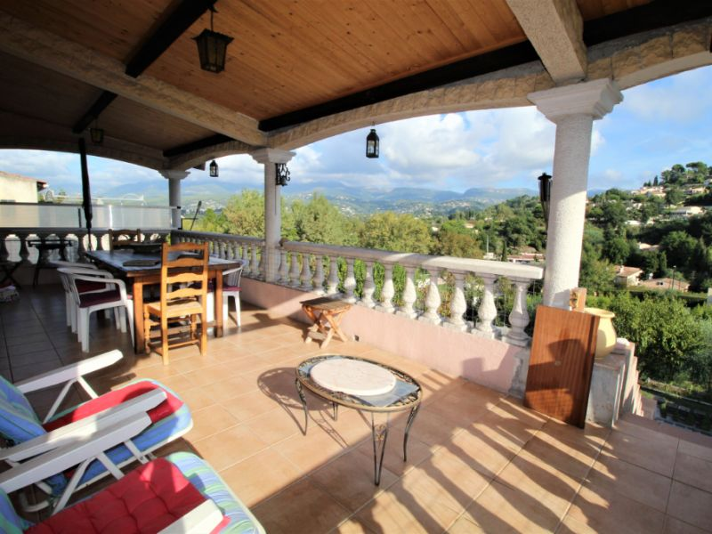 Sale house / villa Cagnes sur mer 620000€ - Picture 10