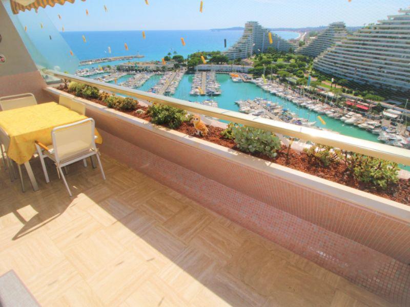 Sale apartment Villeneuve loubet 1060000€ - Picture 2